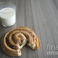 Bun And Milk by Mats Silvan