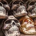 Bunch O Skullz by Gregory Dyer