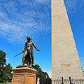 Bunker Hill Monument by Catherine Reusch Daley