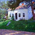 Bunker's Roadside Cottage by Cora Wandel