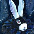 Bunny Blues by Miss M von Baron