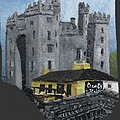 Bunratty Castle And Durty Nellys by Barbara McDevitt