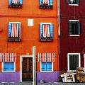 Burano Colors by Timothy Hacker