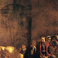 Burial Of St Lucy by Caravaggio