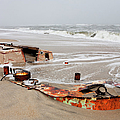 Buried Treasure On The Outer Banks I by Dan Carmichael