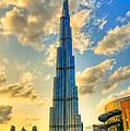Burj Khalifa by Syed Aqueel
