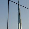 Burj Khalifa The Tallest Building by Michael Defreitas