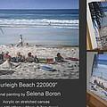 Burleigh Beach 220909 by Selena Boron