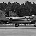 Burnin' F-15c Eagle  by Ian Collins