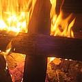 Burning Cross by Jo Jurkiewicz