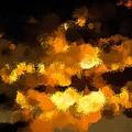 Burning Sky by Bruce Nutting