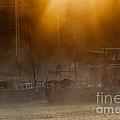 Burning Through The Fog by Douglas Stucky