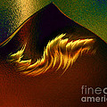 Burning Winds Across The Sahara  by Peter Piatt