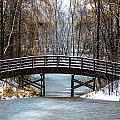 Burnsville Bridge by Nick Peters