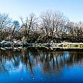 Burnsville Pond by Nick Peters