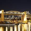 Burrard Bridge Vancouver by Sabine Edrissi