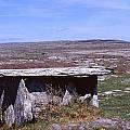 Burren Wedge Tomb by Cynthia Wallentine