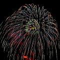 Burst Of Fireworks by Devinder Sangha