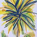 Burst Of Flower by Cindy Lawson-Kester