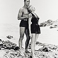 Burt Lancaster In From Here To Eternity  by Silver Screen