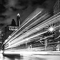 Bus Lights by Margie Hurwich