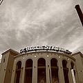 Busch Stadium - St. Louis Cardinals 7 by Frank Romeo