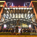 Busch Stadium St. Louis Cardinalsstan Musial by David Haskett II