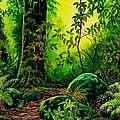 Bush Sanctuary by Val Stokes
