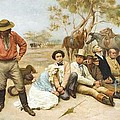 Bushrangers by Pg Reproductions