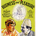 Business And Pleasure, Left Will by Everett
