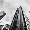 Business Architecture Skyscrapers In London Uk by Michal Bednarek