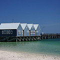 Busselton Jetty by Fraser McCulloch