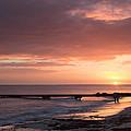 Busselton Sunrise by Robert Caddy