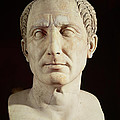 Bust Of Julius Caesar by Anonymous