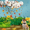 Buster And The Tree by Liane Wright