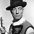 Buster Keaton, Columbia Portrait, Circa by Everett