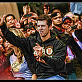 Buster Posey World Series 2012 by Blake Richards