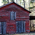 Buster's Barn by Rand Wall