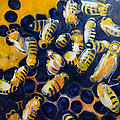 Busy Bees by Rebecca Gottesman