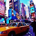 Busy City by Greg Kear