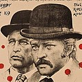 Butch Cassidy And The Sundance Kid by Movie Poster Prints