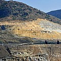 Butte Berkeley Pit Mine by Image Takers Photography LLC - Carol Haddon