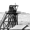 Butte Mine Shaft by Image Takers Photography LLC - Carol Haddon