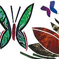 Butterflies by Earl ContehMorgan