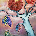 Butterflies In The Midst  by Janice Aponte
