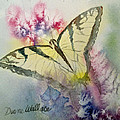 Butterfly Kisses by Diane Wallace