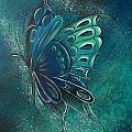 Butterfly 2 by Reina Cottier