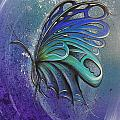 Butterfly 3 by Reina Cottier