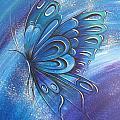 Butterfly 4 by Reina Cottier