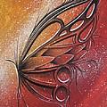 Butterfly 6 by Reina Cottier